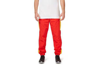 Puma Men's Homage to Archive Trackpants (Red)