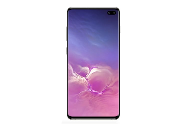 Samsung Galaxy S10+ Refurbished (8GB RAM, 512GB, Ceramic Black) - A Grade