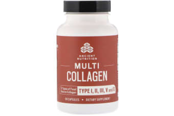 Dr. Axe / Ancient Nutrition Multi Collagen 90 Capsules