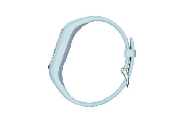 Garmin Vivosmart 4 (Azure Blue with Silver Hardware, Regular)