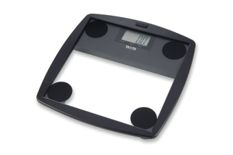 Tanita HD-355 Glass Bathroom Scale - Black (53355)