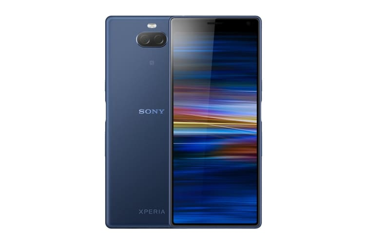Sony Xperia 10 Plus Dual SIM (64GB, Navy)