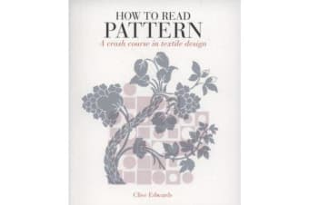How to Read Pattern - A Crash Course in Textile Design