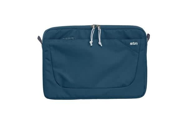 "STM 11"" Notebook Sleeve Blazer Extra Small for Apple MacBook Air - Blue"