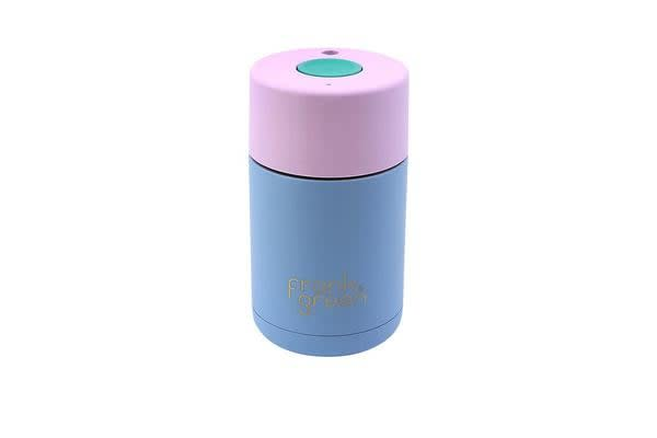 Frank Green Smart Cup 295ml Little Boy Blue/Pink Lavender/Arcadia