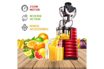Cold Press Whole Fruit Slow Juicer