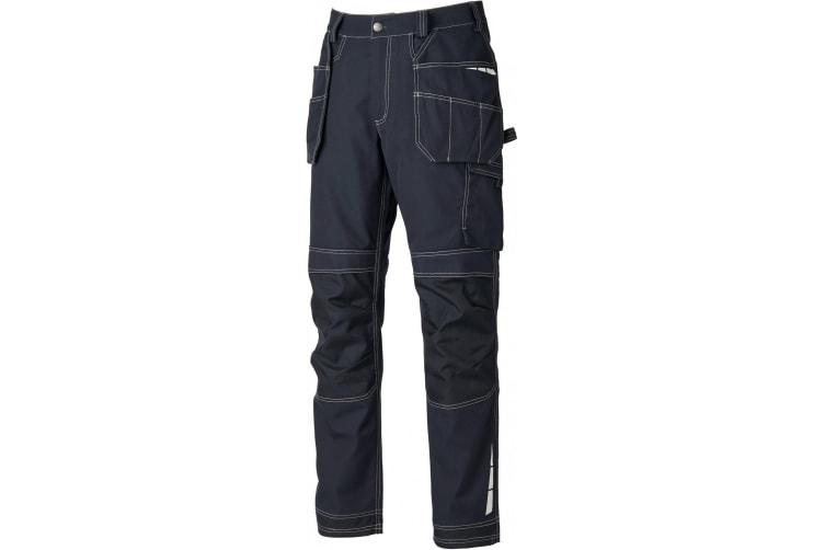 Dickies Mens Eisenhower Extreme Trousers (Navy) (30/R)