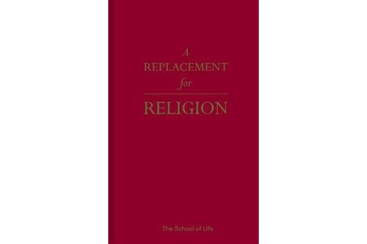 A Replacement for Religion