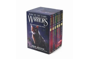 Warriors - Dawn of the Clans Box Set: Volumes 1 to 6