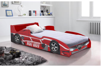 Ovela Kids Racing Car Bed Frame