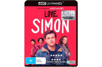 Love, Simon (4K UHD)