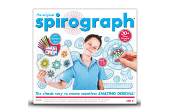Spirograph Kit with Markers