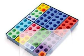 Numicon - Box of 80 Numicon Shapes