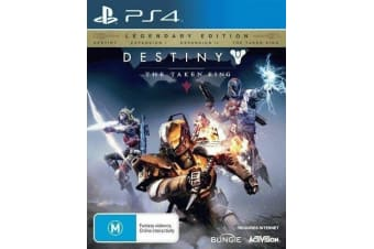 Destiny The Taken King PS4 PlayStation 4 Game - Disc Like New