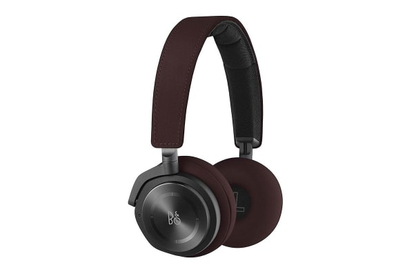 B&O Beoplay H8 On-Ear Headphones (Deep Red)