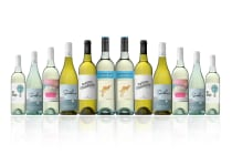 Australian Mixed White Wine Carton Featuring Yellowtail Sauvignon Blanc (12 Bottles)