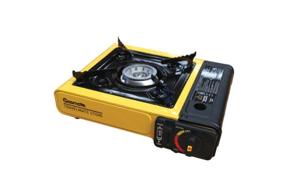 Gasmate Turbo 2 Burner LPG Stove