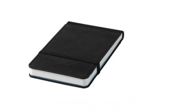 Marksman Echo Reporter Notebook (Pack of 2) (Solid Black)