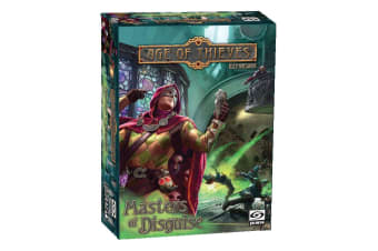 Age of Thieves Masters of Disguise Expansion