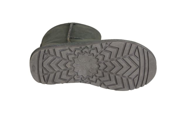 9bf710127ed OZWEAR Connection Classic 3/4 Ugg Boots (Charcoal, Size 5M/6W US) | Boots