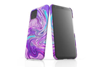 For Google Pixel 4 Snap Case Lightweight Protective Slim Unique Cover Beauty