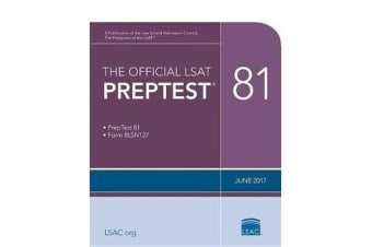 The Official LSAT Preptest 81 - June 2017 LSAT