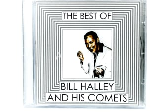 The Best of Bill Haley and His Comets BRAND NEW SEALED MUSIC ALBUM CD