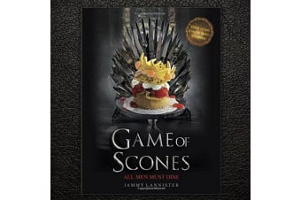 Game Of Scones Cook Book