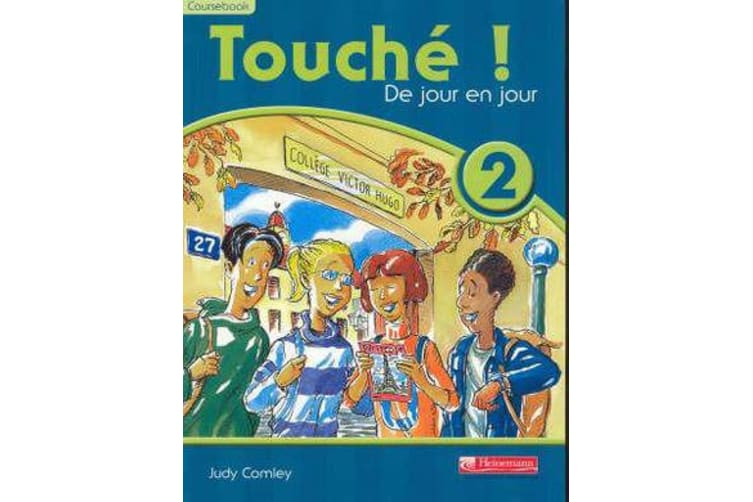 Touche ! 2 Student Book