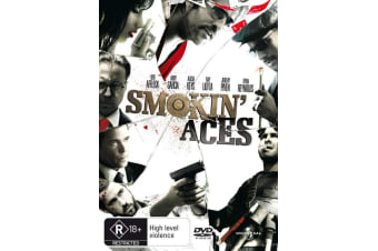 Smokin Aces DVD Region 4