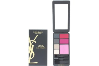 Very Ysl Silver Edition Make Up Palette for Women Makeup 11gr