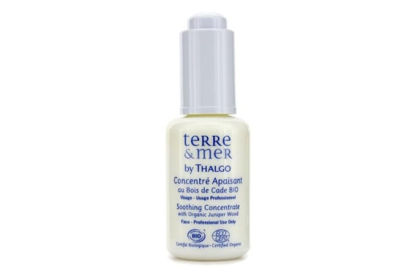 Thalgo Terre & Mer Soothing Concentrate With Organic Juniper Wood (Salon Size) (30ml/1oz)