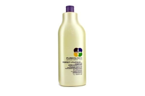 Pureology Perfect 4 Platinum Condition (For Colour-Treated Hair) (1000ml/33.8oz)