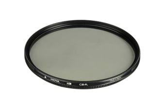 Hoya HD Circular PL Filter - 55mm