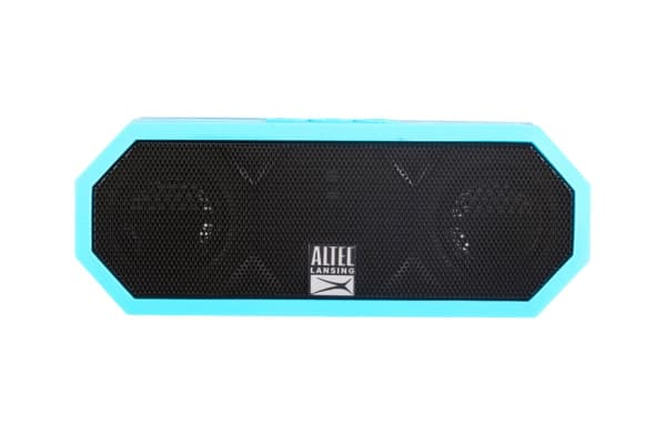 Altec Lansing The Jacket H20 'Everything Proof' Bluetooth Speaker - Aqua Blue