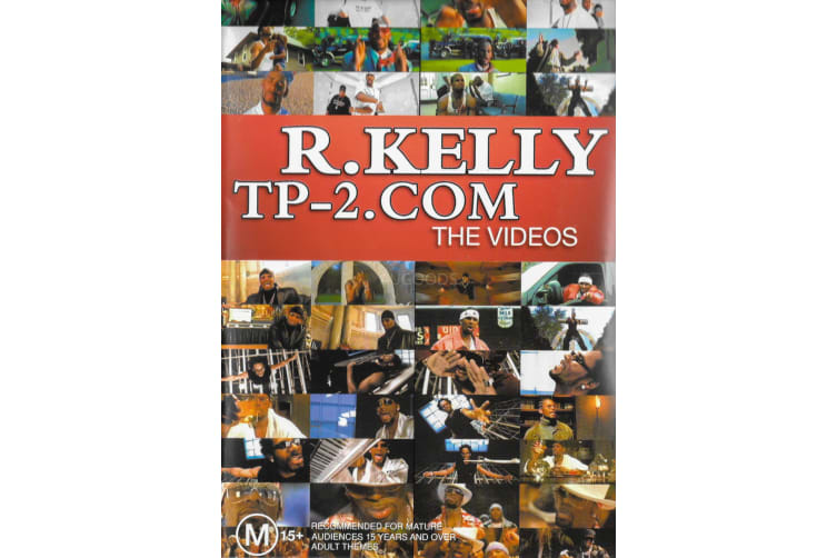 R.Kelly TP-2.com -Educational Series Rare- Aus Stock DVD PREOWNED: DISC LIKE NEW