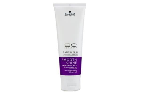 Schwarzkopf BC Smooth Shine Smoothing Milk (For Unmanageable Hair) (125ml/4.2oz)