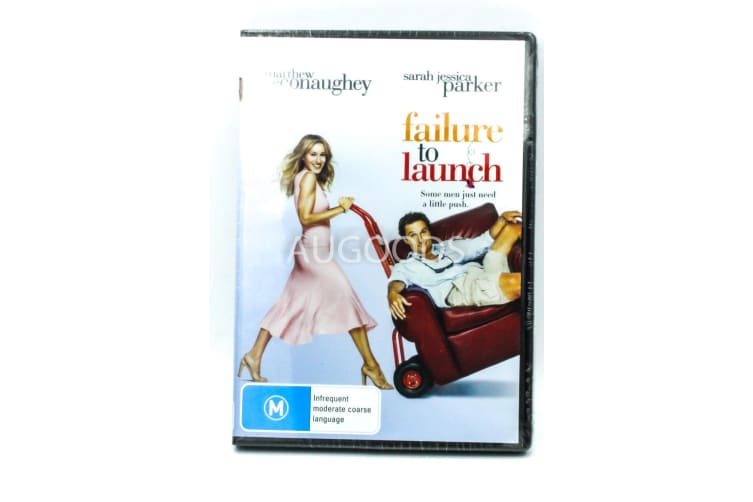 FAILURE TO LAUNCH - Matthew McConaughey, Sarah Jessica Parker, Kathy Bates