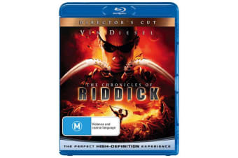 The Chronicles of Riddick Blu-ray Region B