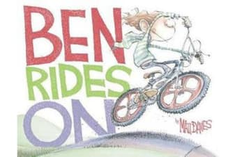 Ben Rides on - A Picture Book