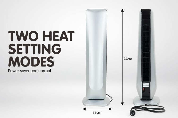 Pronti Electric Tower Heater 2400W