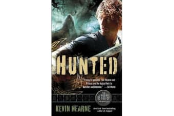 Hunted - The Iron Druid Chronicles, Book Six