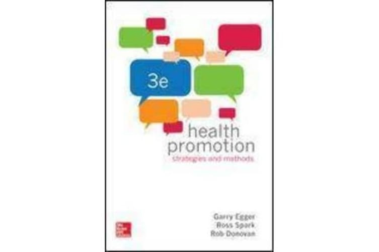 Health Promotion Strategies and Methods