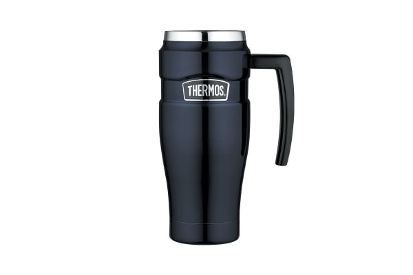 Thermos Stainless King 470ml Vacuum Insulated Travel Mug (Midnight Blue)