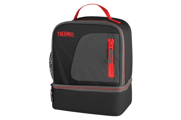Thermos  Radiance Dual Compartment Lunch Kit (Black)