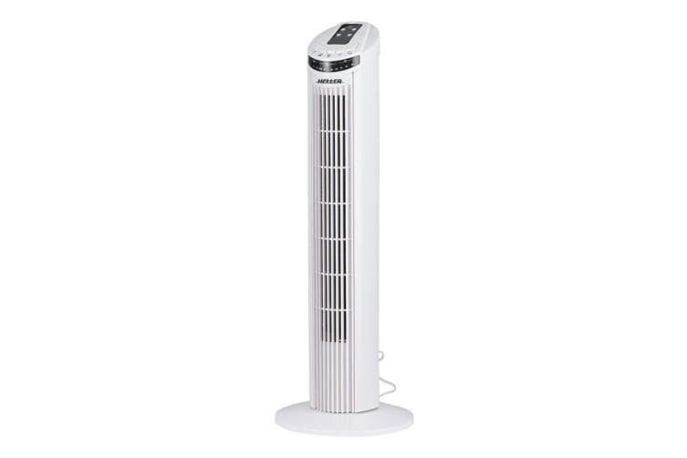 Heller 75cm Tower Fan with Remote (HTF75R)