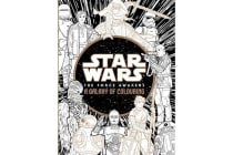 Star Wars - A Galaxy of Colouring