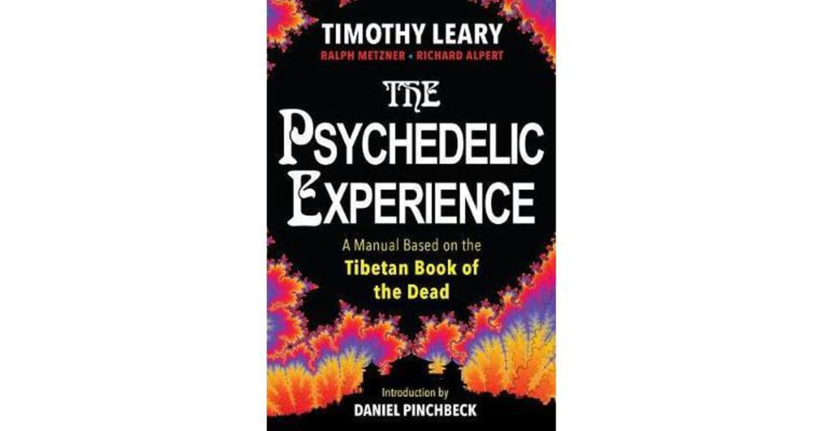 The Psychedelic Experience by Richard Alpert | 9780806538570 | 2017 |  Non-Fiction > Philosophy |