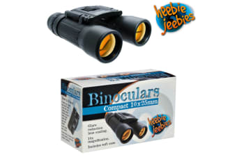 Compact 10x Magnificion Binoculars 10 x 25mm with Soft case