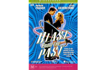 Blast From the Past -Comedy Region 4 Rare- Aus Stock DVD Preowned: Excellent Condition